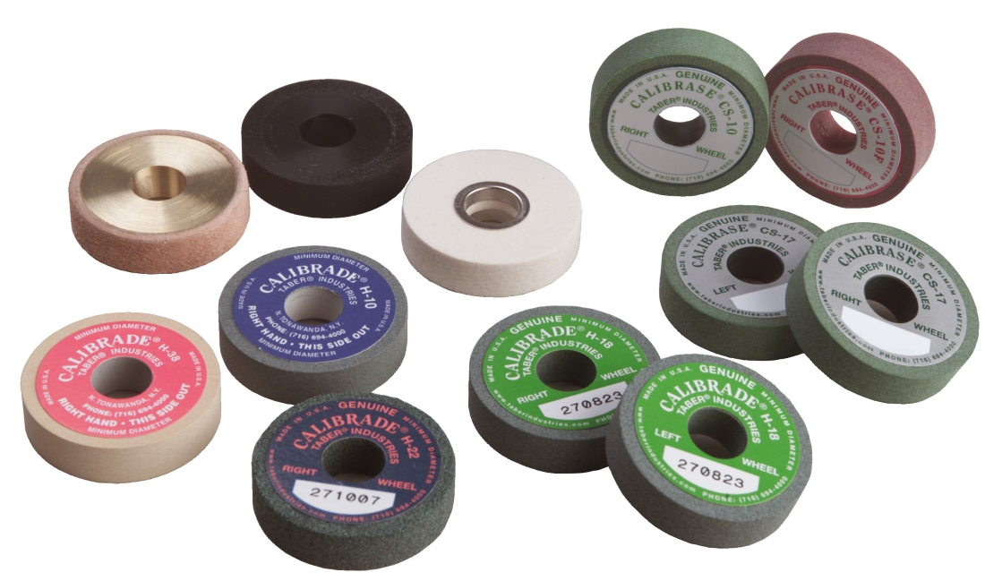 Taber Abrading Wheels