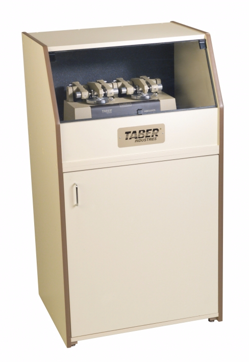 Taber Abraser - Quiet Cabinet - Taber Industries