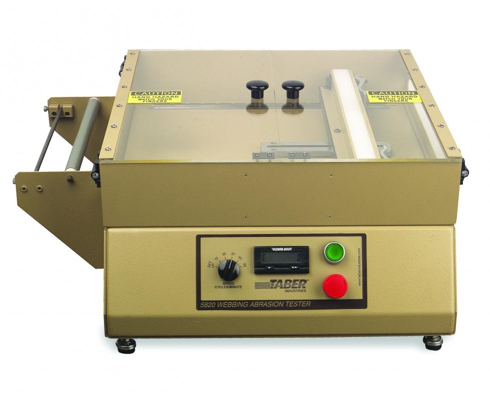 Taber Webbing Abrasion Tester 5820