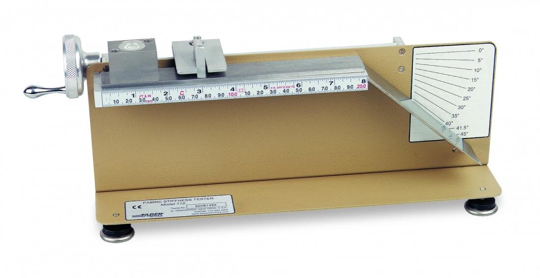 Taber Fabric Stiffness Tester 112