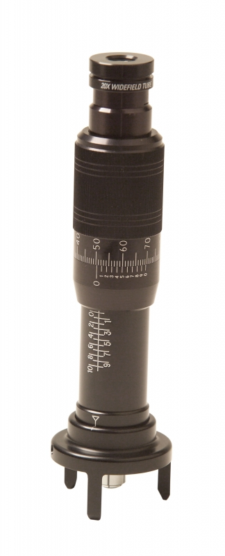 Taber Optical Micrometer